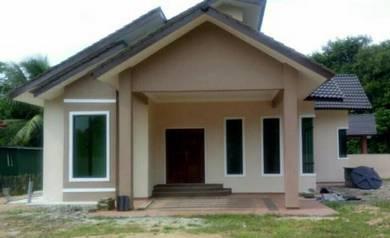 Banglo Siap di Kadok, Kota Bharu