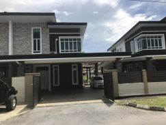 Ready to move in Double Storey Semi D Arang Road