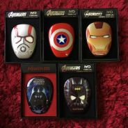 Avengers Limited Power Bank
