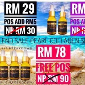 Serum pearl collagen
