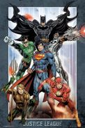 Poster DC COMICS Justice League Group