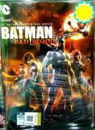 DVD ANIME DC Universe Movie Batman Bad Blood