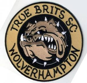 True Brits Scooter Club Wolverhampton Racing Patch