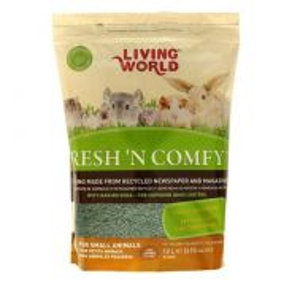 61268-Living World Fresh 'N Comfy Bedding - 10 L (