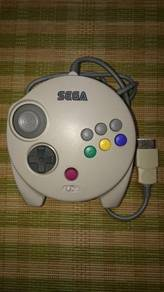 Sega Saturn 3D Multi Controller Pad White