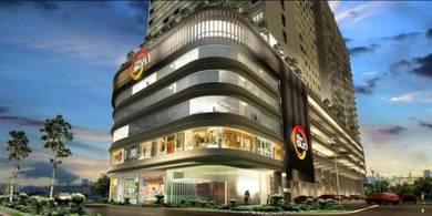 New Commercial Shop Lot Jalan Sultan Azlan Shah near krystal point