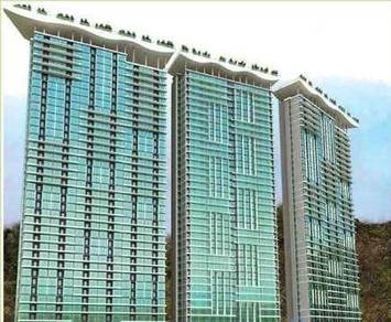 The Peak Condo Tanjung Tokong Fully furnished