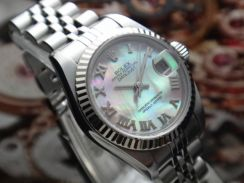 R300) rolex 1997 oyster perpetual datejust 69174