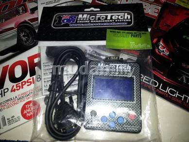 Microtech LTC Handset Tuning Blue Screen