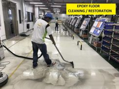 Cleaning Service Commercial & Industrial