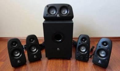 Surround Speaker System Z506 - Logitech