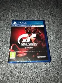 Gran Turismo Sport GT - PS 4 Game