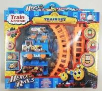 Thomas and Friends Mini Train with Track
