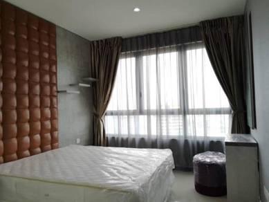 Liberty parisien new apartment isoho shah alam one bedroom