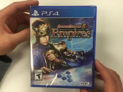 Dynasty Warriors 8 Empire - PS 4 Game