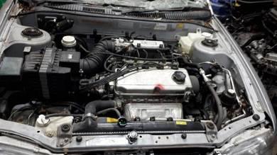 Halfcut 4G93 SOHC auto wira