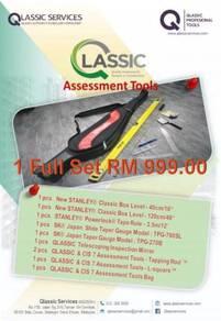 Qlassic & cis 7 assessment tools