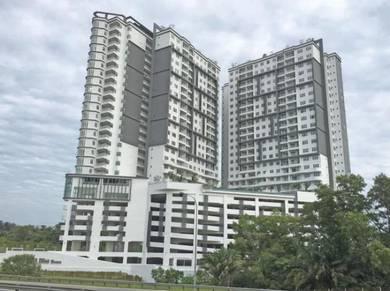 NASA CITY CENTRA RESIDENCE / Danga Bay / 3 Bed / Johor Bahru / Below M