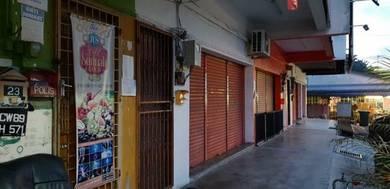 Alhamdulillah rumah kedai TAMAN EHSAN 2