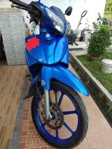 Moto lagend 110z untuk dijual
