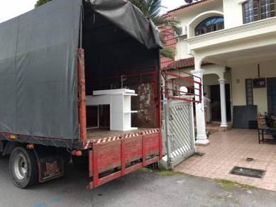 Lori Sewa Pindah Selangor Kuala Lumpur 1,3,5 Tan
