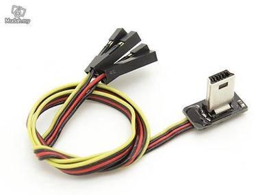 Super Slim GoPro 3 AV Cable n Power Lead For FPV