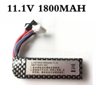 11.1V 18000mah Battery for Gel Bullet Gun