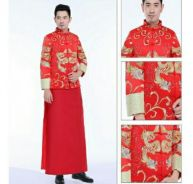 Xiaoming Wedding Cheongsam 2018