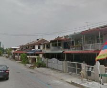 Taman Cantek Double Storey Terrace Raja Uda