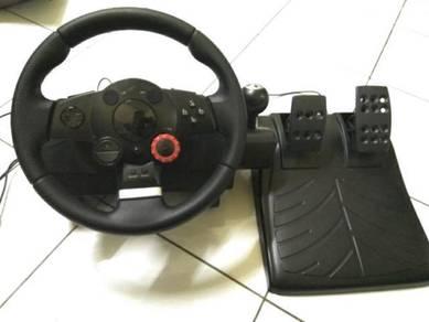Logitech driving force gt DFGT