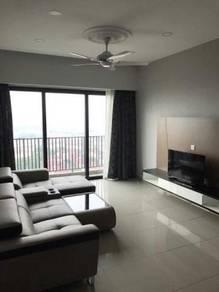 I residence beside bandar baru Klang , icity fully furnish for rent