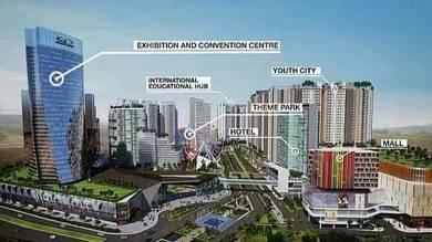 Next Sunway city Vision City at HEART of Nilai City
