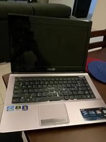 Asus Laptop A43S