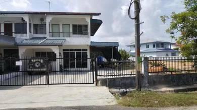 SIBU Jalan Gambir Double storey
