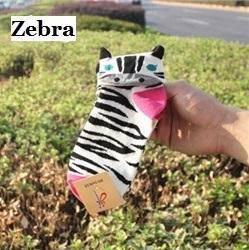 Sock/Zebra/Adult