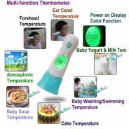 Thermometer (Digital Infrared 8 in 1)-Second Hand