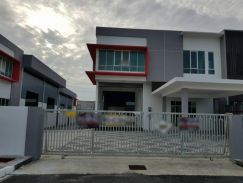 1.5/s Semi-Detached Light Industry (NEW), Central I, Prai, 10000sqft