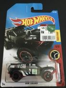 Hot Wheels DUNE CRUSHER 2016 Treasure Hunt Series