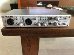 M-Audio FireWire410 4-In/10Out Recording interface