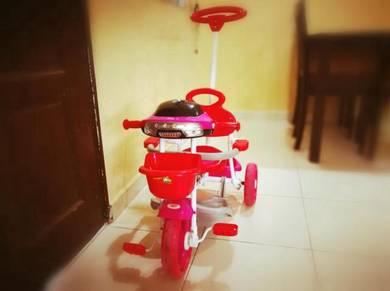 Stroller motor