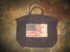 Polo Ralph Lauren Bear Flag Rugby big tote bag RRL
