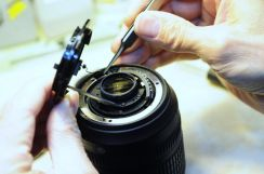 Nikon Lens fungus & haze removal - Servicing