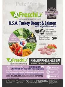 A freschi srl grain-free usa turkey with salmon