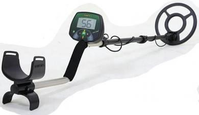 Eurotek waterproof metal detector pengesan logam