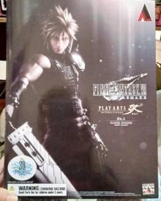 Final Fantasy VII Remake Cloud Strife