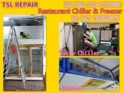 Repair Peti Sejuk Peti Ais Chiller Freezer KL