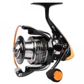 Pro Beros 9 Ball Bearing Fishing Reel (Black)