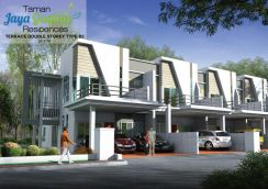 New Project Double Storey Teres at Jaya Gading Residences Freehold