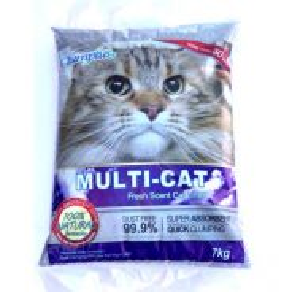 Multi-Cat Fresh Scented Cat Litter