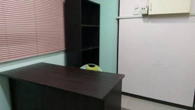 Bilik pejabat di bbu, jb